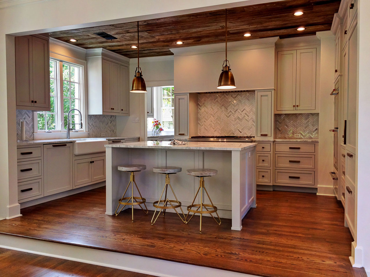 Premium grade, wooden kitchen cabinetry